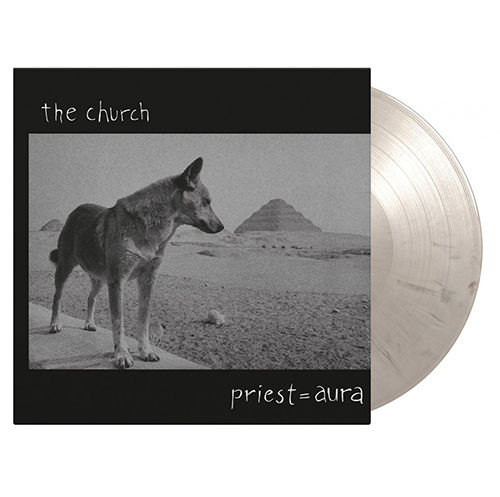 The Church: Priest=Aura: Limited Edition Black & White Swirl Vinyl