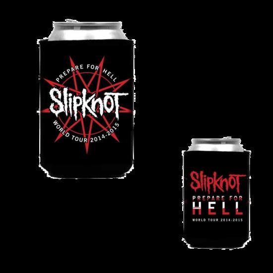 Slipknot: Prepare For Hell Koozie Can Cooler