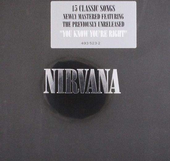 Nirvana: Nirvana Original recording remastered