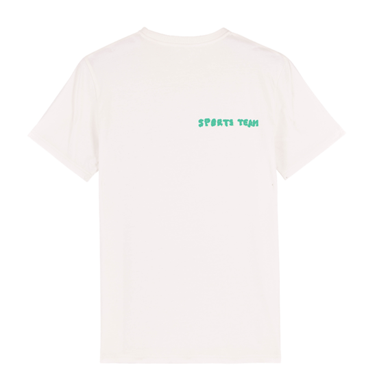 Sports Team: ST Tee: Off White