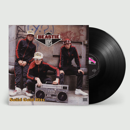 Beastie Boys: Solid Gold Hits: Gatefold Vinyl