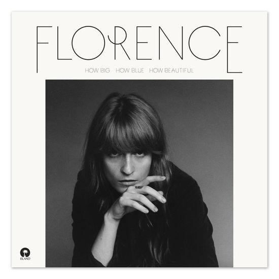 Florence + The Machine: How Big, How Blue, How Beautiful Standard CD Album