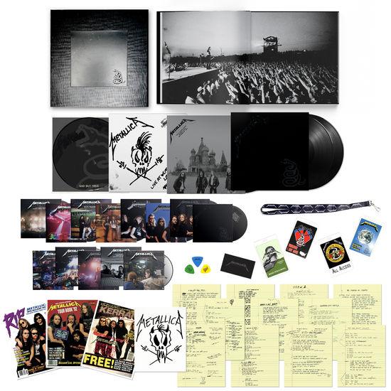 Metallica: The Black Album (Remastered) Deluxe Box Set