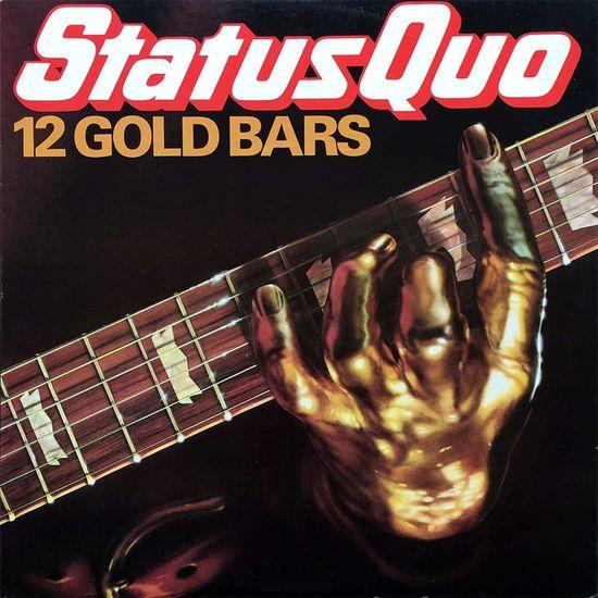 Status Quo: 12 Gold Bars