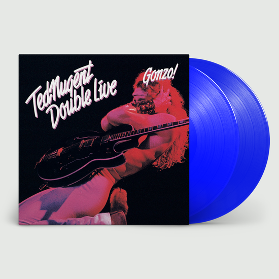 Ted Nugent: Double Live Gonzo: Limited Edition Double Blue Vinyl