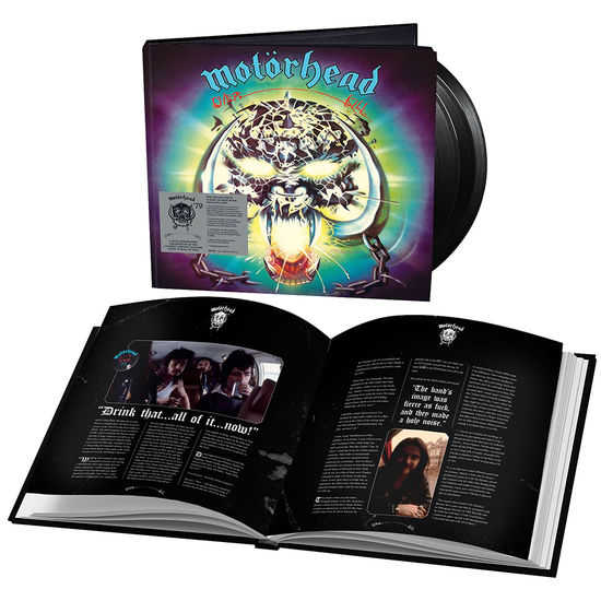 Motörhead: Overkill: Expanded Triple Vinyl Edition