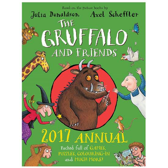 The Gruffalo: Gruffalo 2017 Annual