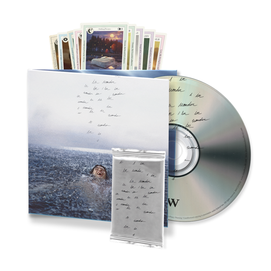 Shawn Mendes: WONDER DELUXE PACKAGE CD W/ LIMITED COLLECTIBLE CARDS PACK I