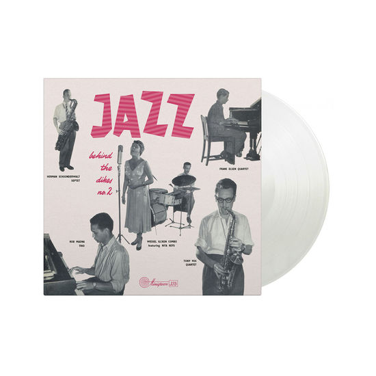 Various Artists: Jazz Behind the Dikes Vol 2: Limited Edition White Vinyl