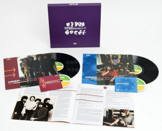 Deep Purple: BBC Sessions 68-70 Box Set