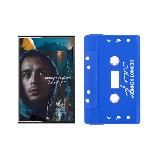 Dermot Kennedy: Without Fear: Blue Cassette