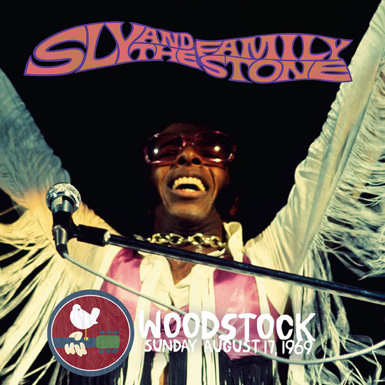Sly & The Family Stone: Live At Woodstock Sunday August 17, 1969 [RSD 2019]