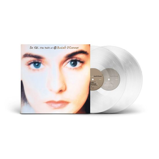 Sinead O'Connor: So Far...The Best Of: Limited Edition Clear Vinyl
