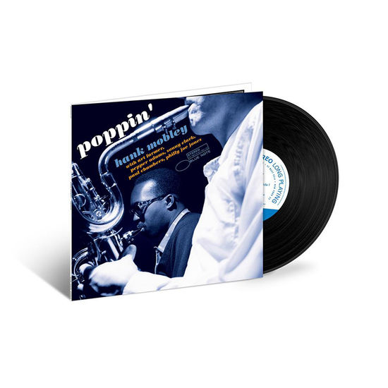 Hank Mobley: Poppin' LP (Tone Poet Series)