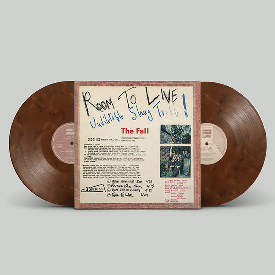 The Fall: Room To Live: Limited Edition Marble Coloured Vinyl