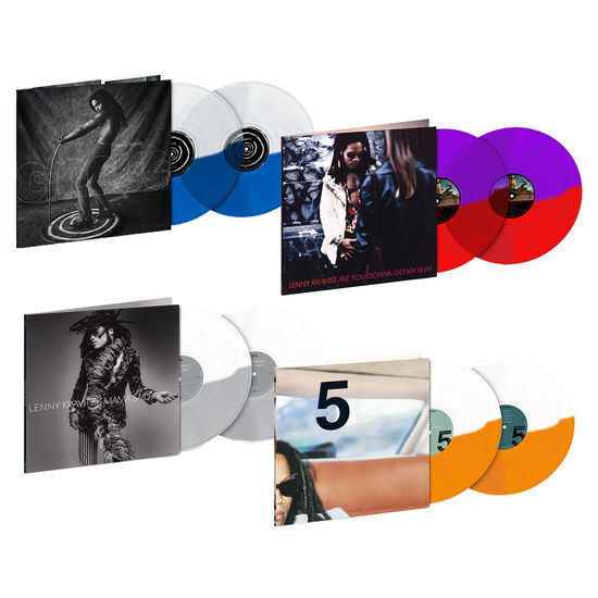 Lenny Kravitz: Lenny Kravitz Exclusive Coloured Vinyl