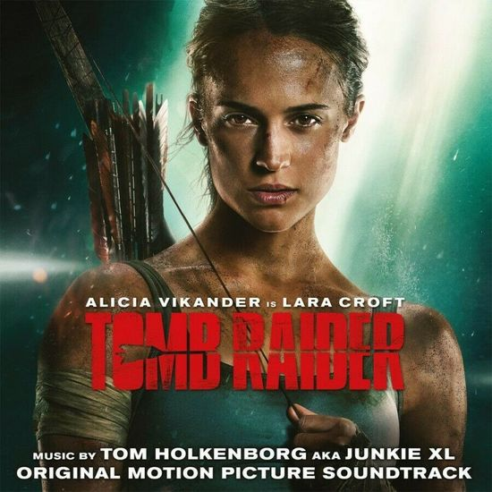 Original Soundtrack: Tomb Raider: Limited Edition Coloured Vinyl