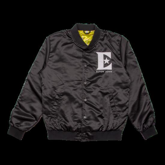 Elton John: Farewell Satin Bomber Jacket
