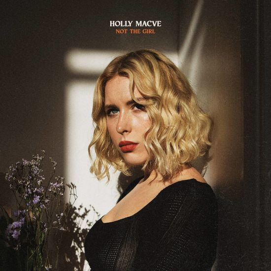 Holly Macve: Not The Girl: Black Vinyl LP
