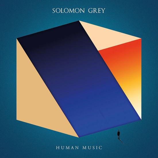 Solomon Grey: Human Music: Signed