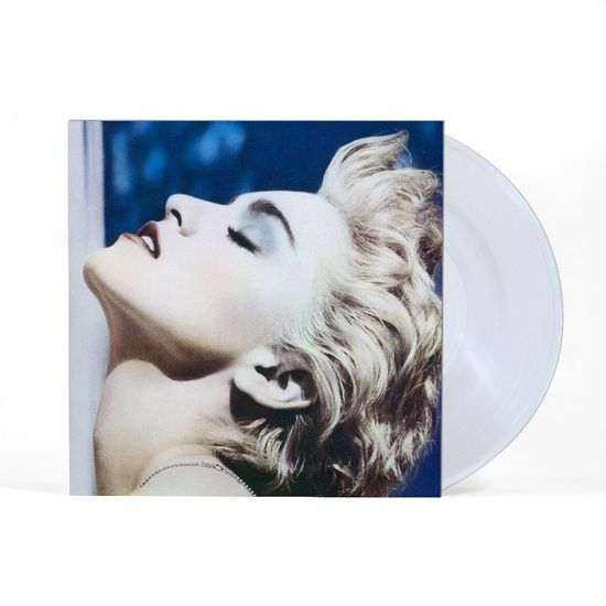 Madonna: True Blue: Limited Edition Clear Vinyl