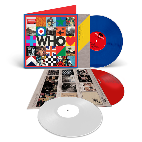 The Who: WHO Deluxe Audiophile Triple Vinyl - Store Exclusive