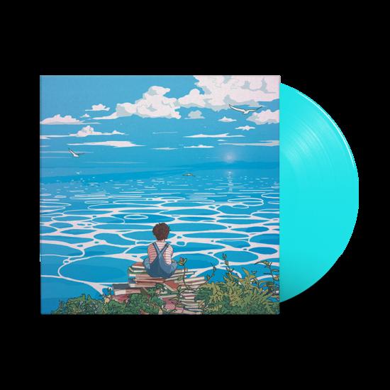 santpoort: Ocean Tales: Blue Vinyl LP