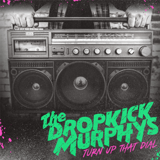 Dropkick Murphys: Turn Up That Dial: Limited Edition Gold Vinyl