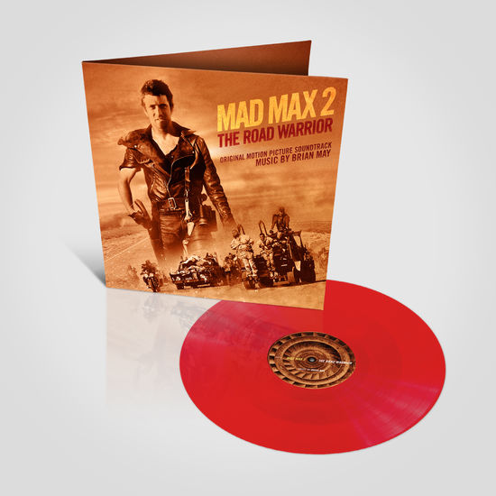 Original Soundtrack: The Road Warrior - Mad Max 2: Limited Edition Red Vinyl