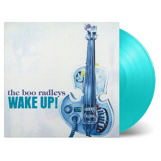 The Boo Radleys: Wake Up!: Limited Edition Coloured Vinyl