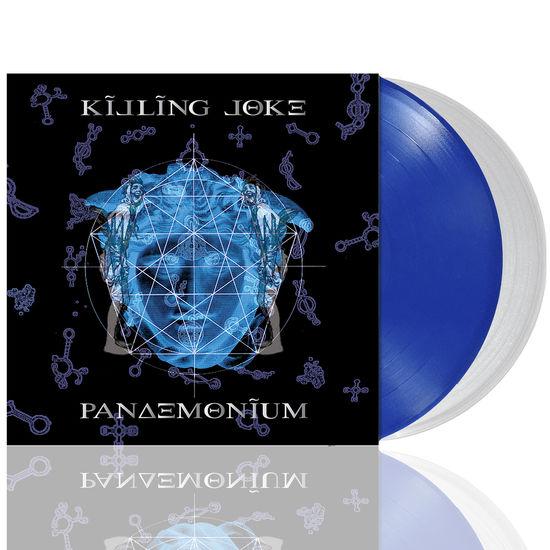 Killing Joke: Pandemonium Remastered Blue & Ultraclear