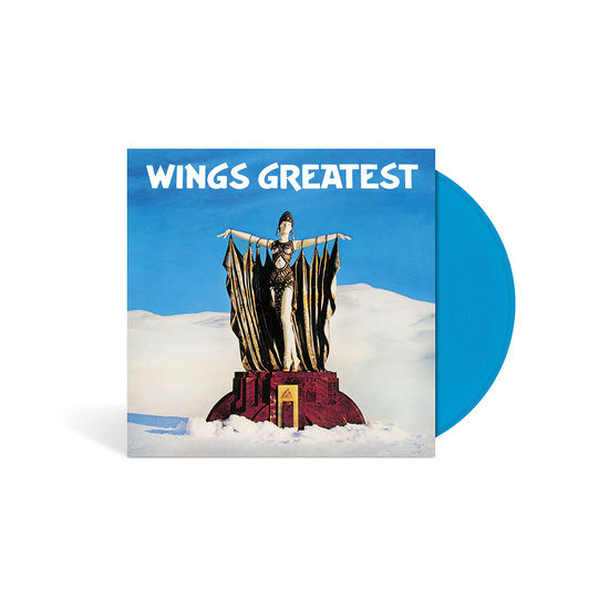 Wings: Wings Greatest Limited Edition - Blue LP