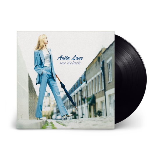 Anita Lane: Sex O'Clock: Vinyl LP