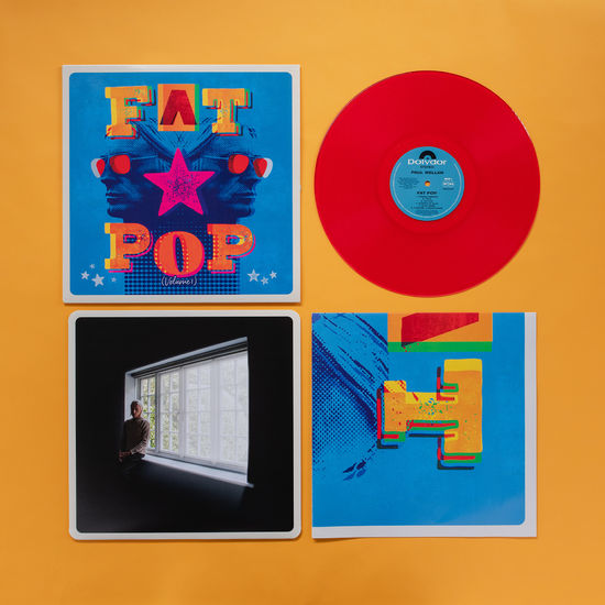 Paul Weller: Fat Pop Colour Vinyl