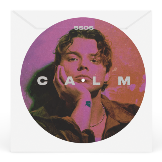 5 Seconds of Summer: Ashton Remix Track Picture Disc