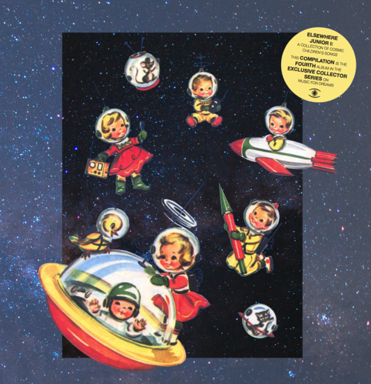 Various Artists: Elsewhere Junior I – A Collection of Cosmic Children's Songs