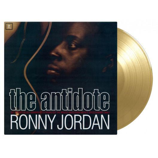 Ronny Jordan: Antidote: Limited Gold Vinyl