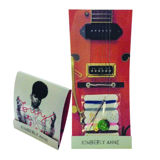 Kimberly Anne: Bury It There Matchbox Sewing Kit