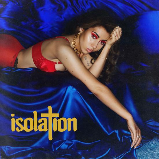 Kali Uchis: Isolation Blue Vinyl