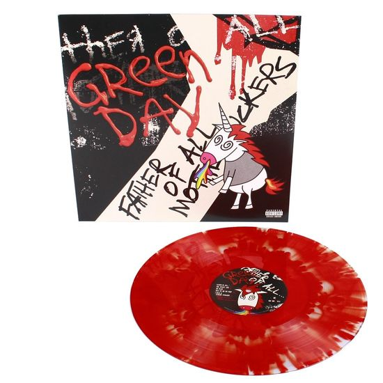 Green Day: Father Of All: Limited Edition Red Vinyl