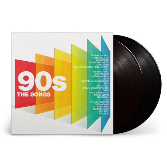 Various Artists: 90s: The Songs - 2LP