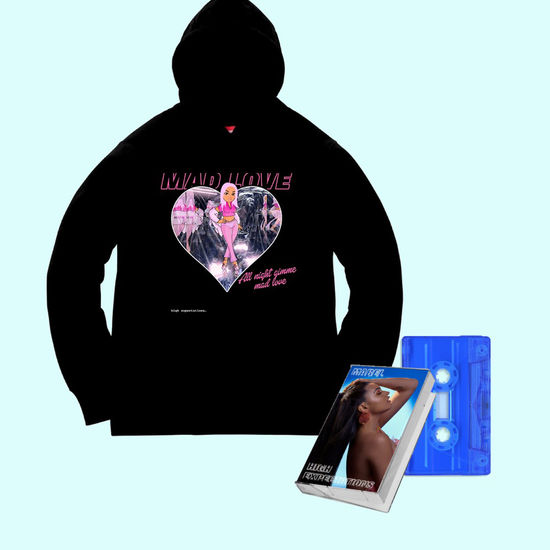 Mabel: Mad Love Hoodie + Cassette