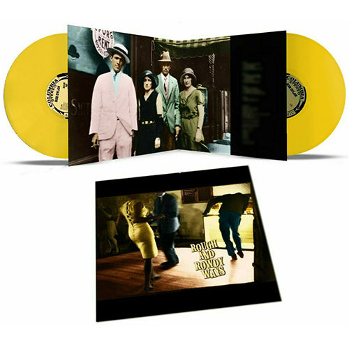 Bob Dylan: Rough And Rowdy Ways: Limited Edition Yellow Vinyl
