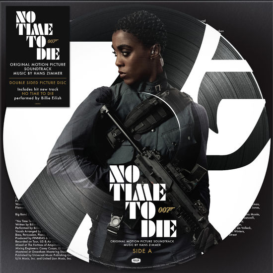 Hans Zimmer: James Bond - No Time To Die: Limited Edition Nomi Picture Disc