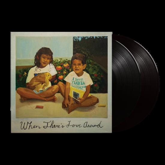 Kiefer: When There's Love Around: Black Vinyl 2LP
