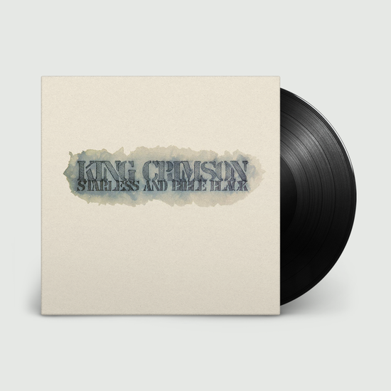 King Crimson: Starless & Bible Black: Limited Edition Ultra-Heavyweight Vinyl