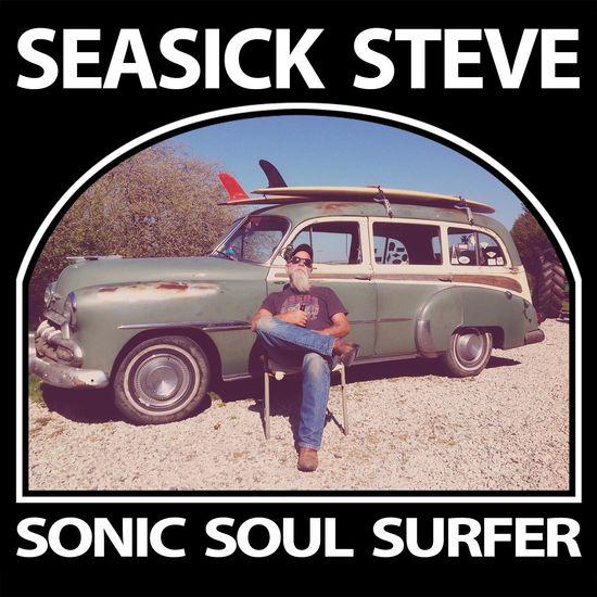 Seasick Steve: Sonic Soul Surfer
