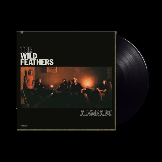 The Wild Feathers: Alvarado: Black Vinyl LP