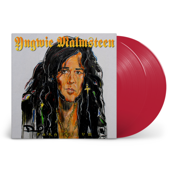 Yngwie Malmsteen: Parabellum: Limited Edition Red Vinyl