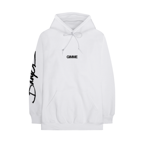 Banks: Gimme White Hoodie - S